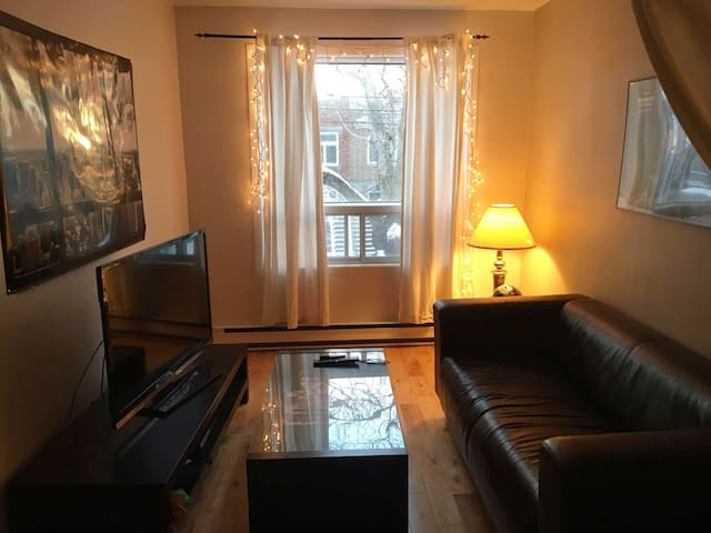 Fully equipped apartment - Montréal - Appartement