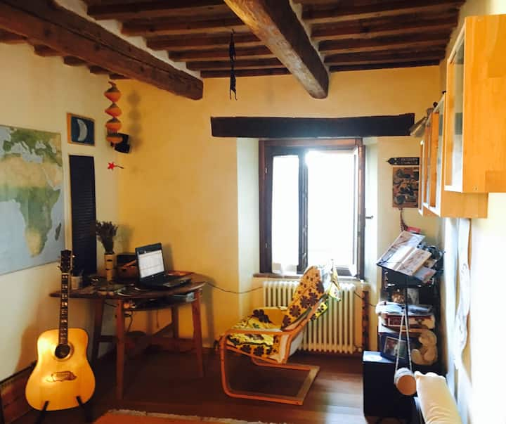 Charming flat in the heart of Jesi