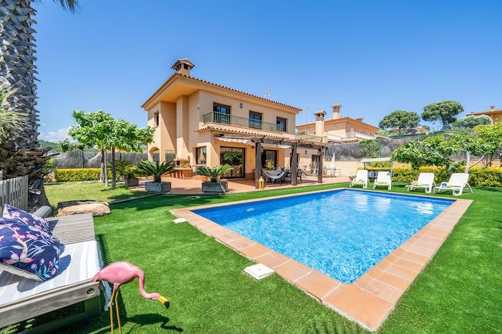Villa Jaruco Lux, piscina privada, relax, confort y Netflix