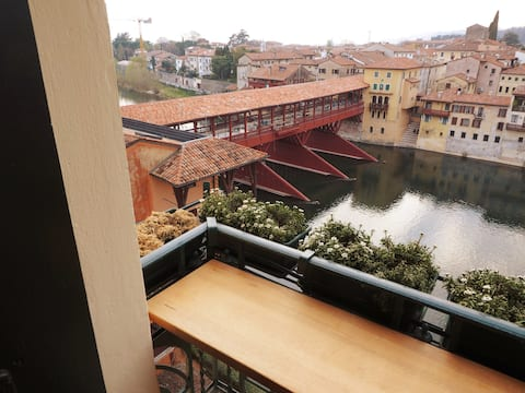Palladio Wonderful Bridge Luxury Penthouse