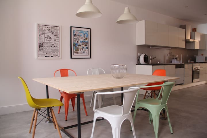 Amazing 4 bd house at city center - Porto - House