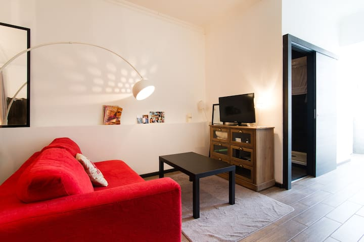 Apartamento en el centro con air conditionado/WIFI