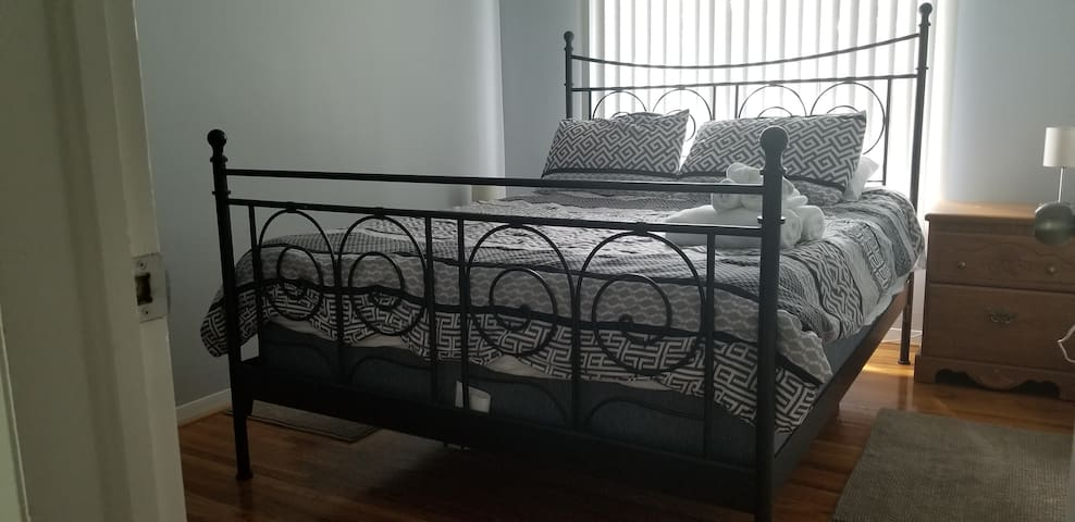 Executive Comfy bedroom in North Sarnia