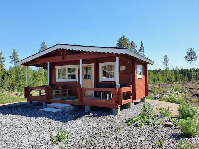 Kasala Hunting Lodge / Kasalan metsästysmaja