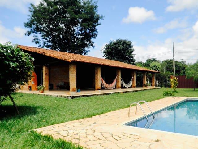 Recanto do Manacá (sítio próximo a Sete Lagoas/MG)