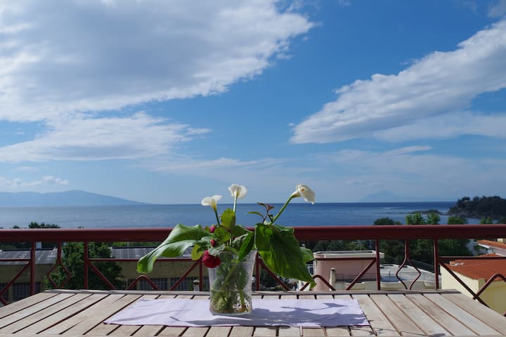 Comfort with a view - Kavala - Apartamento