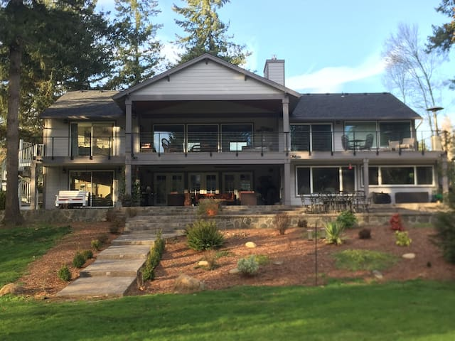 Northwest Retreat on the Washougal River