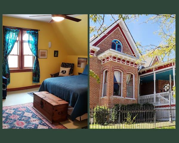 Historic Ashton House - Copper Room