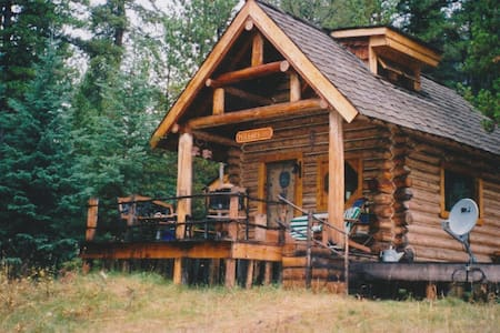 Walden Cabin One Mile From Yellowstone - Cooke City-Silver Gate
