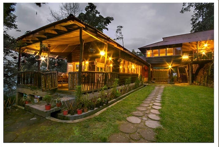 Jungle lodge north sikkim