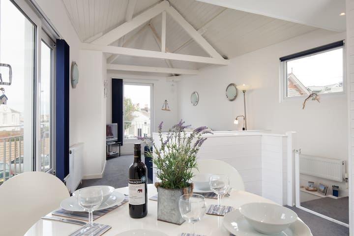 Oyster Cottage in Beautiful Shaldon - Shaldon - Huis