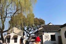 平江路大儒巷民国建筑,体验苏州老宅@元元的家 《都挺好》取景地
