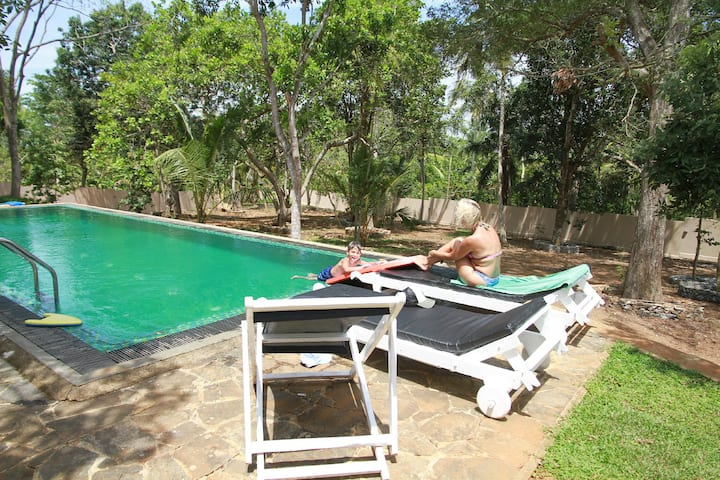 tangalle eco lodge with pool