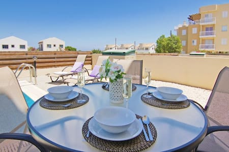 Betty-3 bedroom villa for family holidays - 帕拉利米尼