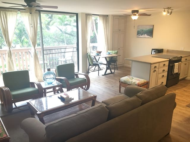 Surf's Up!  Beach Break Getaway - Waianae - Appartement