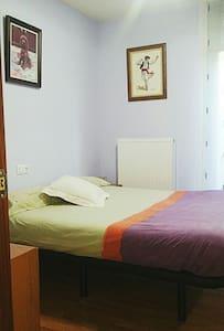 Habitación cómoda y espaciosa en Pamplona - Zizur Mayor - Rumah Tanah