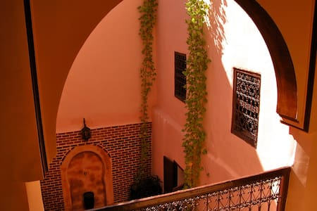 Dar Marina : chambre B&B welcome ! - Marrakesh - Penzion (B&B)
