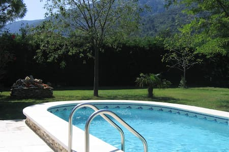 La Ceiba, au pied du Lubéron, un écrin de verdure - Maubec - 独立屋