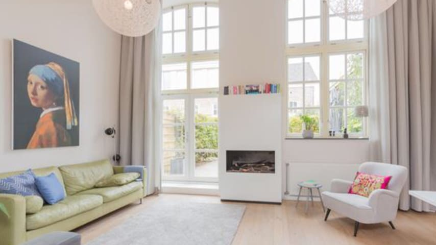 FAMILY HOME (15 min from Amsterdam) - Haarlem - Rekkehus