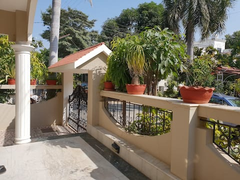 A Safe Stay at Completely Sanitised Room in Villas