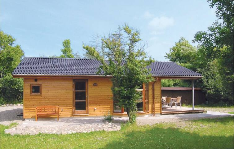 Holiday cottage with 1 bedroom on 61m² in Humble