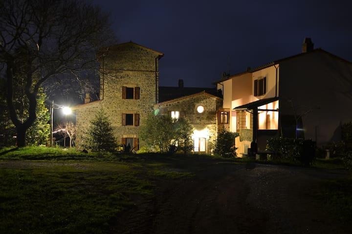 Old House - Casa Vecchia - Bolsena - Daire