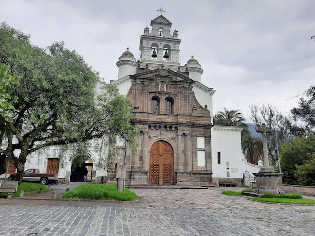 Habitación en Guapulo