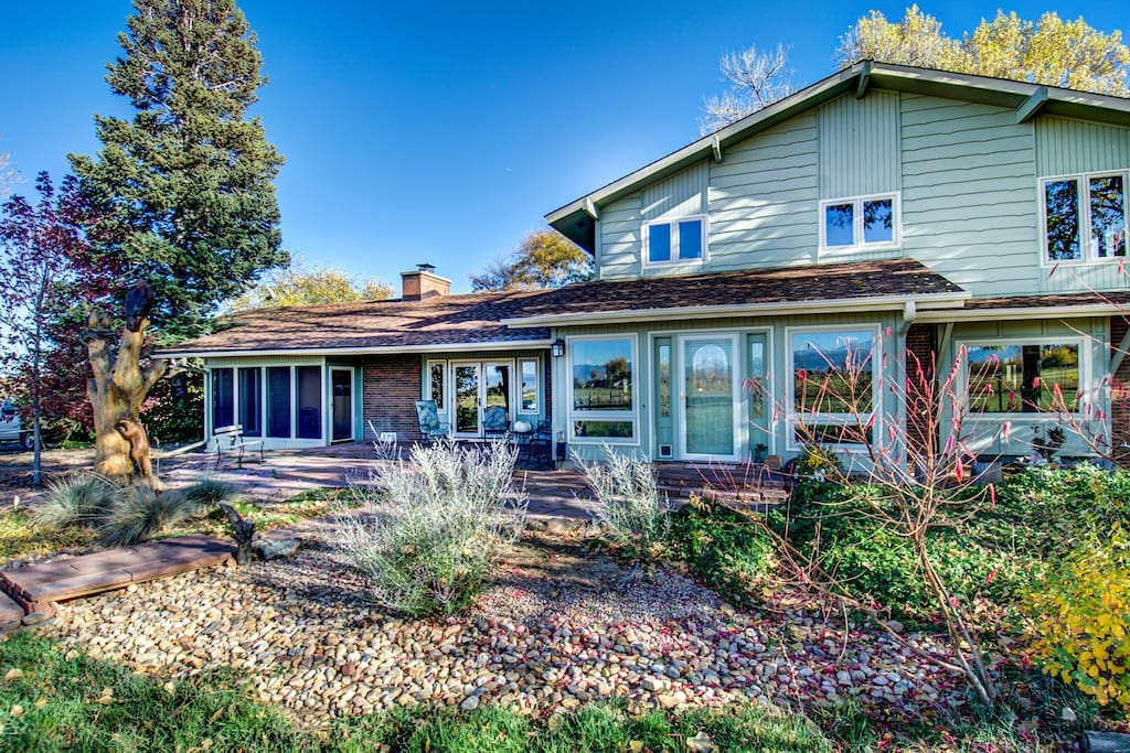 Bed And Breakfast In Niwot