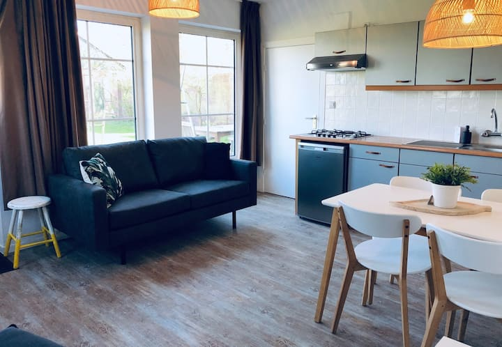 2-4 pers. Holiday Home on historic Farm