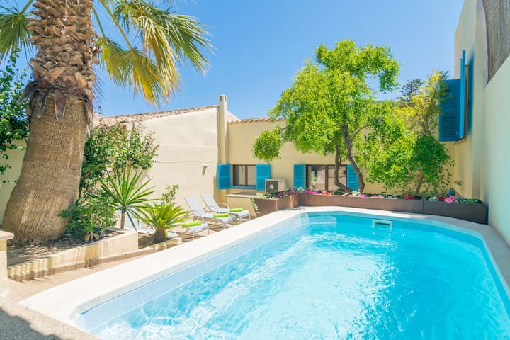 PLA DEN COSSET - Villa for 7 people in Capdepera.