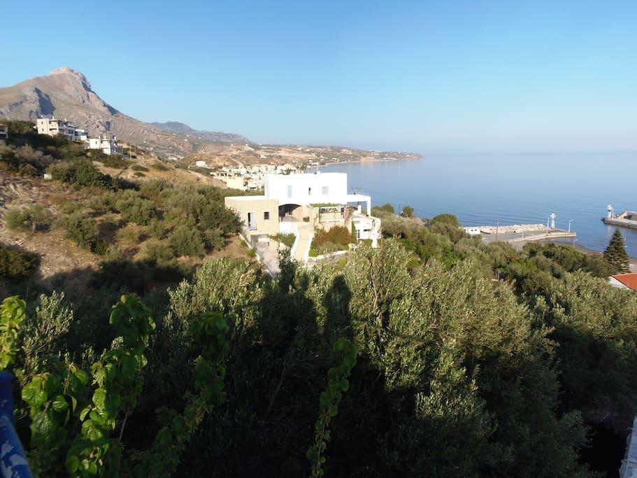 Άποψη οικίας