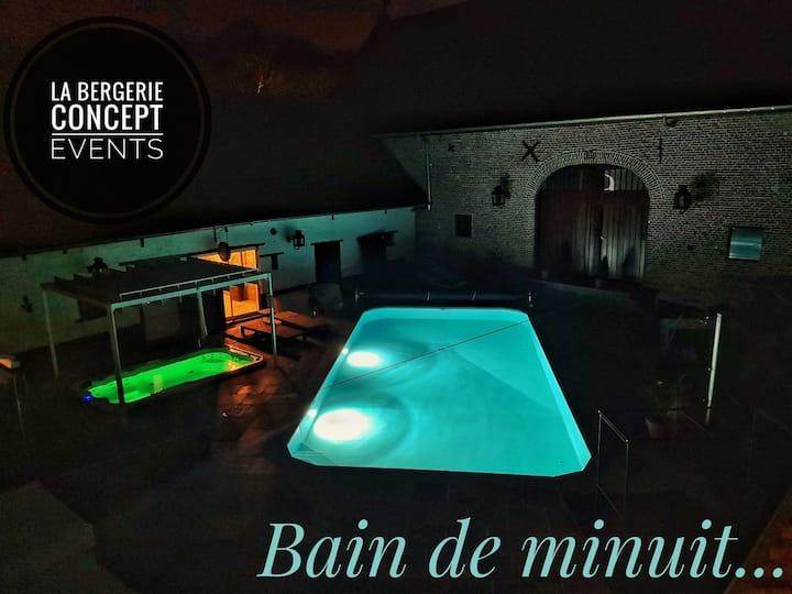 Le dortoir atypique de La Bergerie (59€/personne)