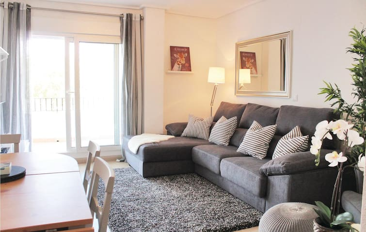 Holiday apartment with 2 bedrooms on 53m² in Roldan