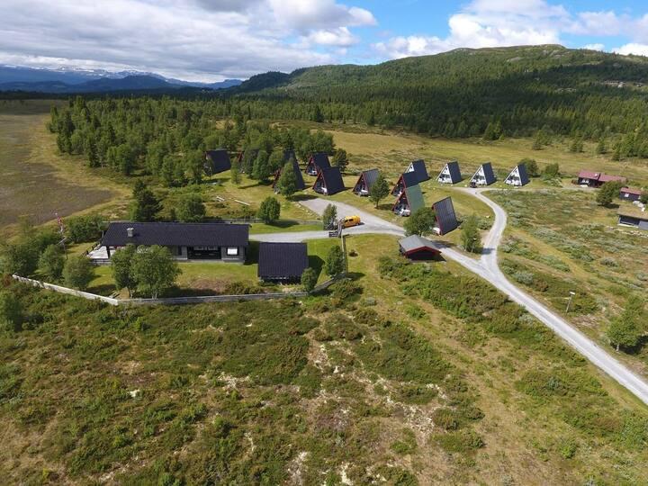 Yddin, koselig hytte på fjellet i Valdres