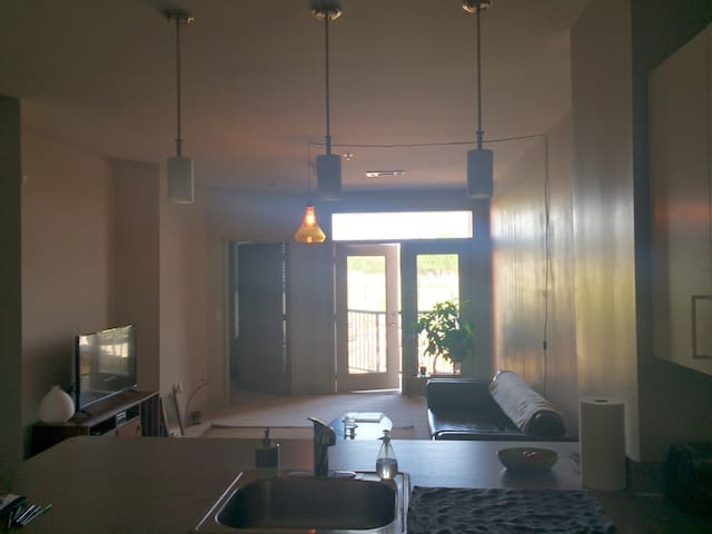 1 bedroom apartment 4 miles from the Masters - Augusta - Appartement