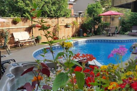 Creekside B&B Roseland suite - Burlington