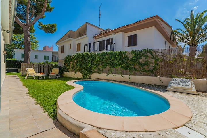 ☼ Condessa - Cottage on the beach of Alcudia