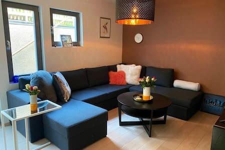 Moderne delikat leilighet nær Ullevål Hageby