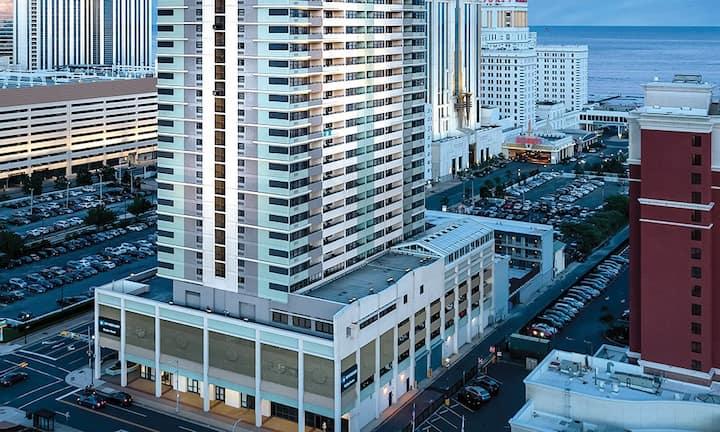 The Views! Skyline Towers Atlantic City