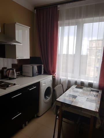 3х комнатная квартира в центре Пицунды под ключ.