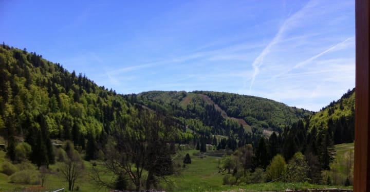 La Bresse-Hohneck La Belle Montagne station de ski