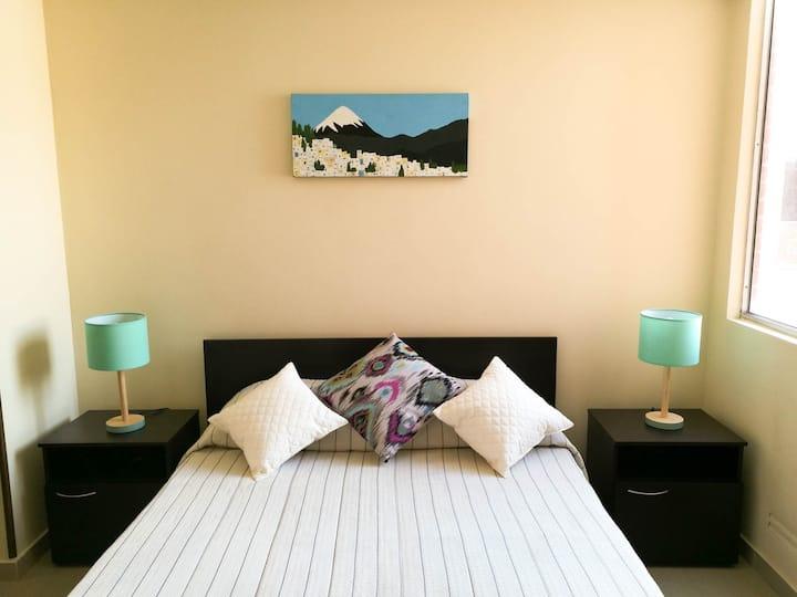 Aparta hotel TOCANCIPA con Parqueadero y Wifi