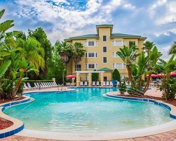 Silver Lake Resort in a 1 Bedroom Suite - Kissimmee - Társasház