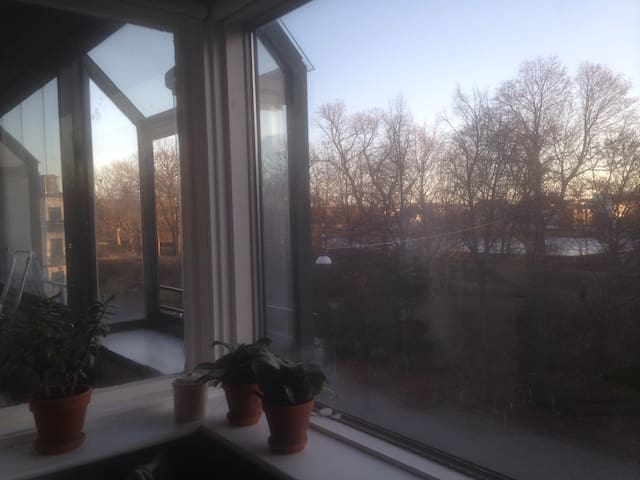 Nice bright apartment in the heart of Copenhagen