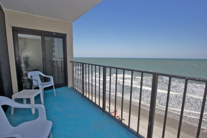 Perfect Fifth Floor View, Oceanfront 2BR, Family Friendly Rates! - Garden City - Osakehuoneisto