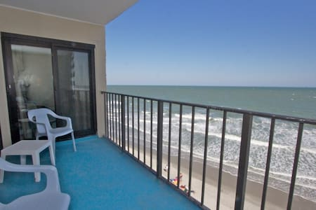 Perfect Fifth Floor View, Oceanfront 2BR, Family Friendly Rates! - Garden City - Wohnung