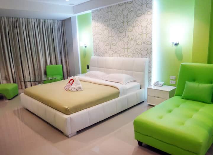 Premium room Accessinnpattaya 3pers