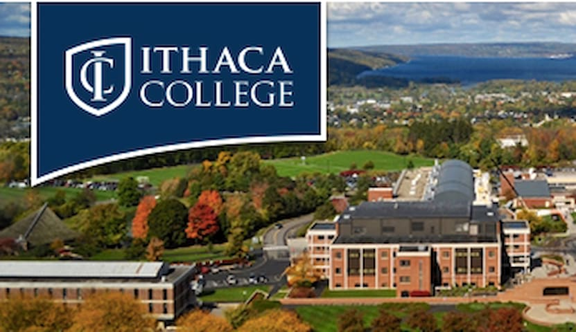 Ithaca College Graduation Weekend - come stay!