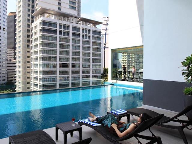 Apartment @ Bukit Bintang