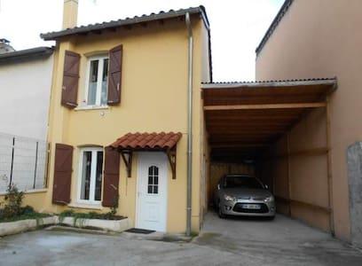 Maison individuelle - Andrézieux-Bouthéon